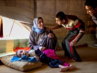 Syrian refugees brace for winter in Jordan