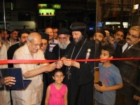 Egyptian Bible Society reopens shop destroyed by mob